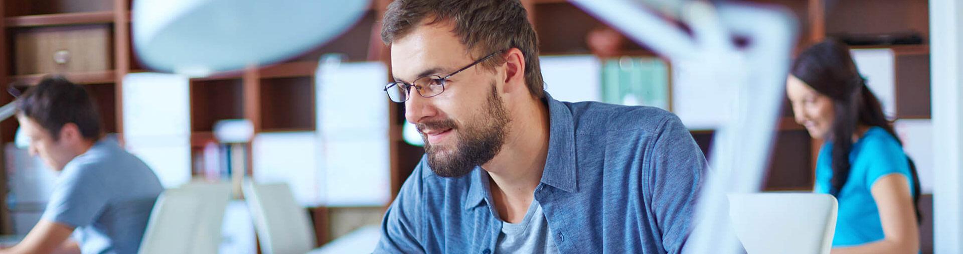 Okulary do pracy w pomieszczeniach