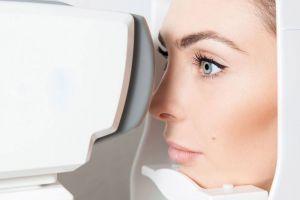 Badanie wzroku u optometrysty